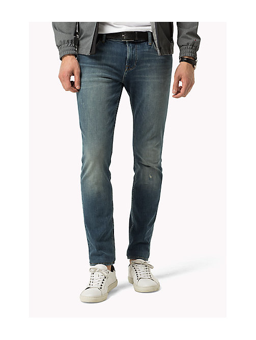 TOMMY HILFIGER Slim Fit Jeans - BELLBROOK BLUE - TOMMY HILFIGER Clothing - main image