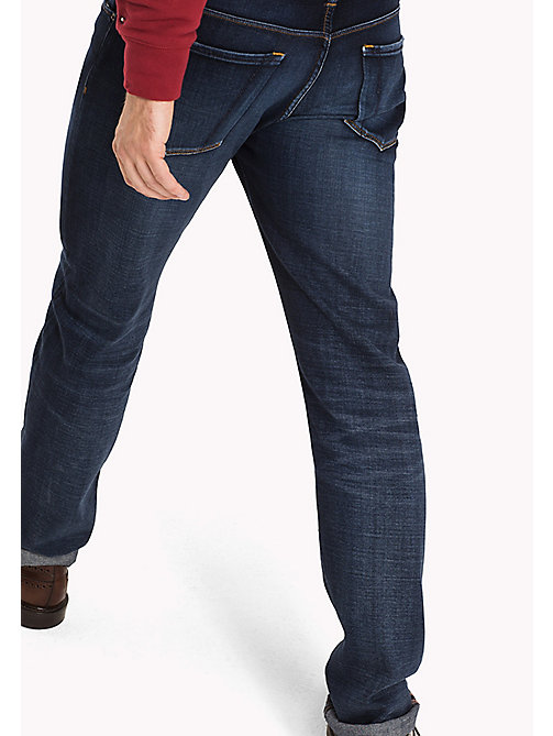 TOMMY HILFIGER Straight Fit Jeans - LORAIN INDIGO - TOMMY HILFIGER Jeans - detail image 1
