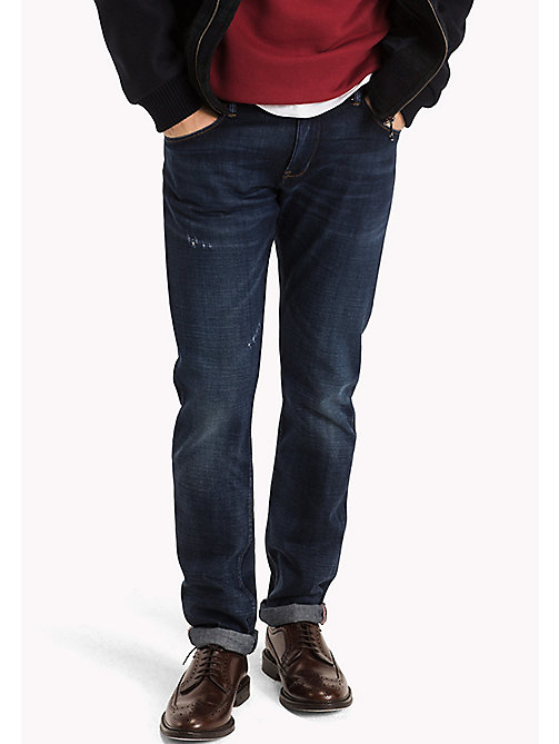 TOMMY HILFIGER Straight Fit Jeans - LORAIN INDIGO - TOMMY HILFIGER Jeans - main image