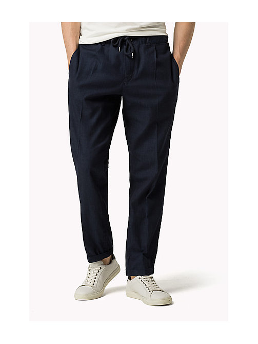 TOMMY HILFIGER Straight Fit Jeans - LOGAN BLUE - TOMMY HILFIGER Jeans - main image