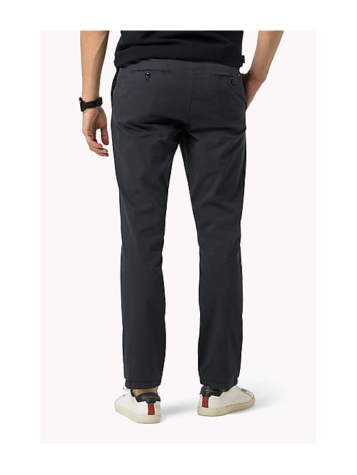 TOMMY HILFIGER Straight Fit Chino - SKY CAPTAIN - TOMMY HILFIGER Hosen - main image 1