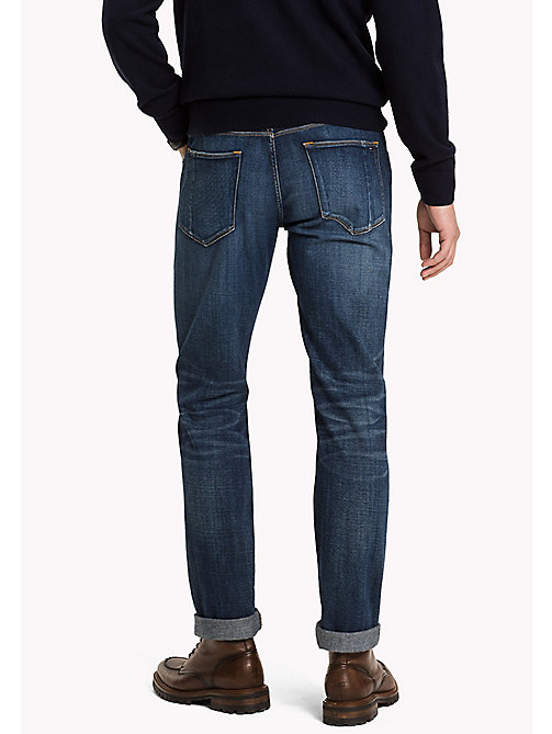 TOMMY HILFIGER Straight Fit Jeans - VERONA WORN - TOMMY HILFIGER Jeans - detail image 1