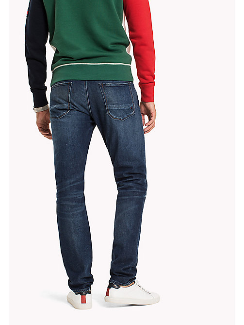TOMMY HILFIGER Jean straight fit - CALDWELL BLUE - TOMMY HILFIGER Jeans - image détaillée 1