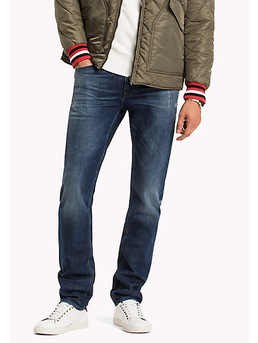 TOMMY HILFIGER Jean straight fit - CALDWELL BLUE - TOMMY HILFIGER Jeans - image principale
