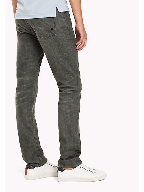 TOMMY HILFIGER Straight Fit Jeans - HAYDEN KHAKI - TOMMY HILFIGER Jeans - main image 1