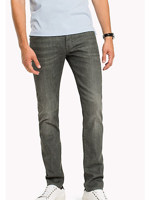 TOMMY HILFIGER Straight fit jeans - HAYDEN KHAKI - TOMMY HILFIGER Jeans - main image