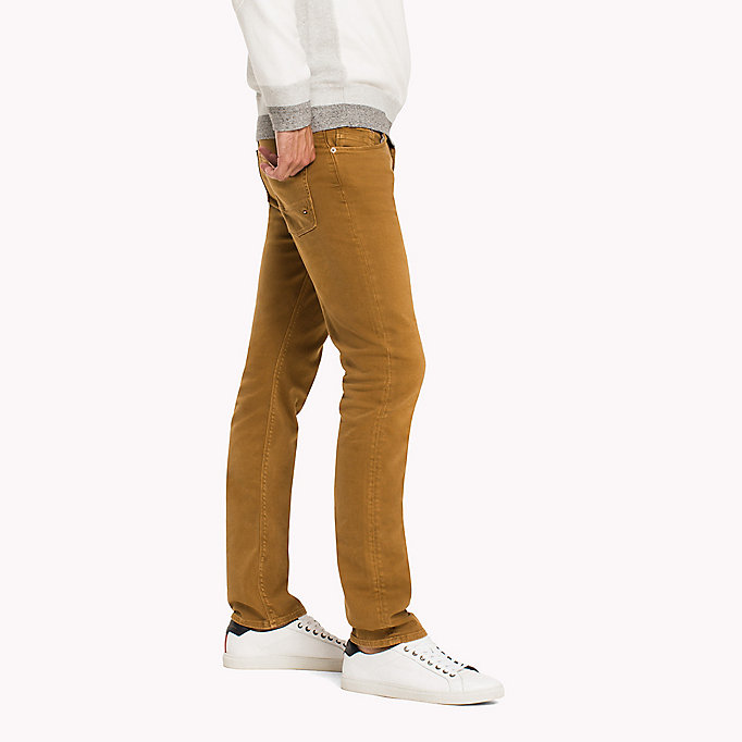 TOMMY HILFIGER Slim Fit Jeans - DUSTY ROSE - TOMMY HILFIGER Men - detail image 2