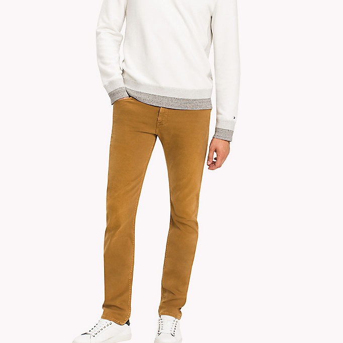 TOMMY HILFIGER Slim Fit Jeans - DUSTY ROSE - TOMMY HILFIGER Clothing - main image