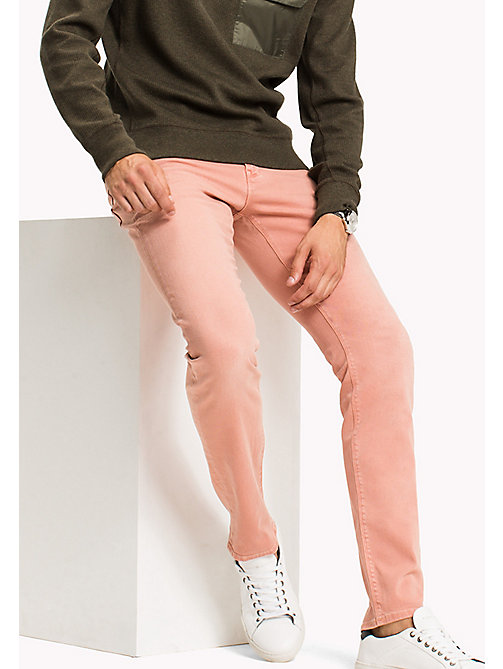 TOMMY HILFIGER Slim Fit Jeans - DUSTY ROSE - TOMMY HILFIGER Jeans - main image