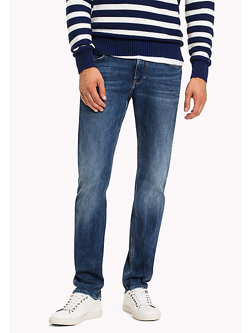 TOMMY HILFIGER Slim Fit Jeans - OROFINO INDIGO - TOMMY HILFIGER Jeans -  main image ...