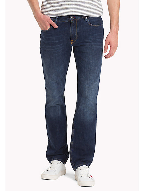 TOMMY HILFIGER Regular Fit Jeans - POCATELLO INDIGO - TOMMY HILFIGER Clothing - main image