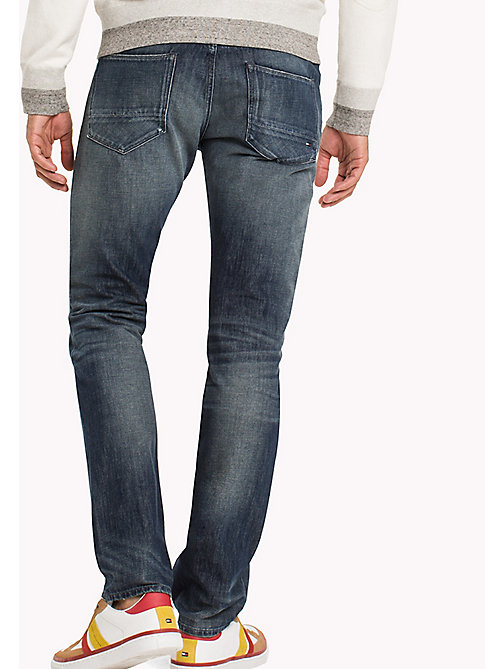 TOMMY HILFIGER Straight Fit Jeans - NAMPA BLUE - TOMMY HILFIGER Jeans - detail image 1