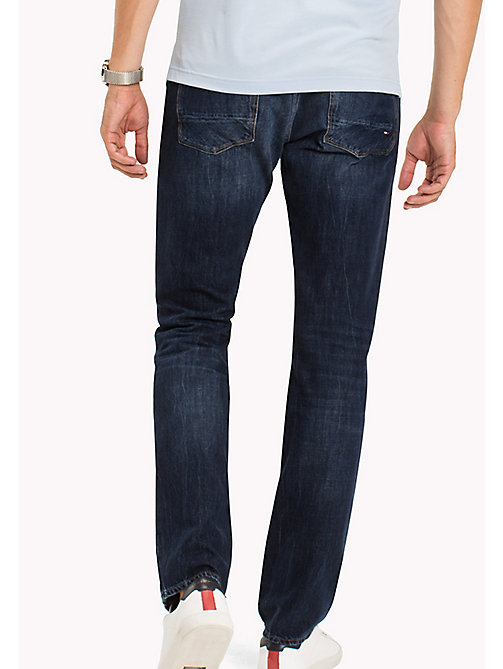 TOMMY HILFIGER Straight Fit Jeans - POCATELLO INDIGO -  Jeans - detail image 1