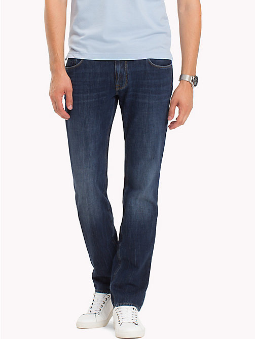 TOMMY HILFIGER Straight Fit Jeans - POCATELLO INDIGO - TOMMY HILFIGER Jeans - main image
