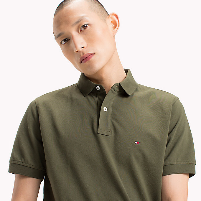 TOMMY HILFIGER Regular Fit Polo - FANFARE - TOMMY HILFIGER Men - detail image 2