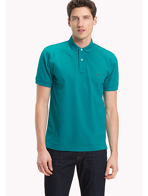 TOMMY HILFIGER Regular Fit Polo - FANFARE - TOMMY HILFIGER Clothing - main image