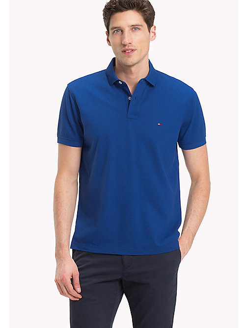 TOMMY HILFIGER Regular Fit Polo - LIMOGES - TOMMY HILFIGER Polo Shirts - main image