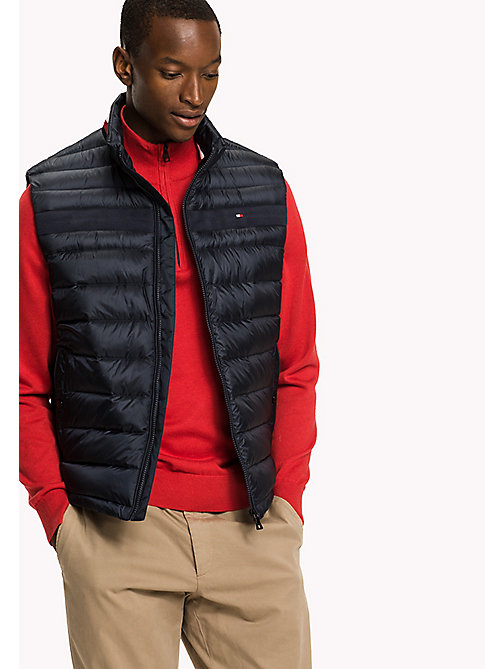 TOMMY HILFIGER Down Gilet - SKY CAPTAIN - TOMMY HILFIGER Coats & Jackets - main image