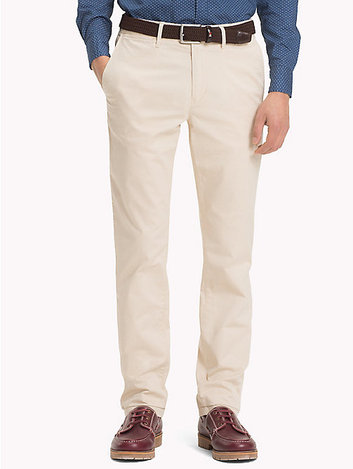TOMMY HILFIGER Denton Chinos - OYSTER GRAY - TOMMY HILFIGER Kleidung - main image