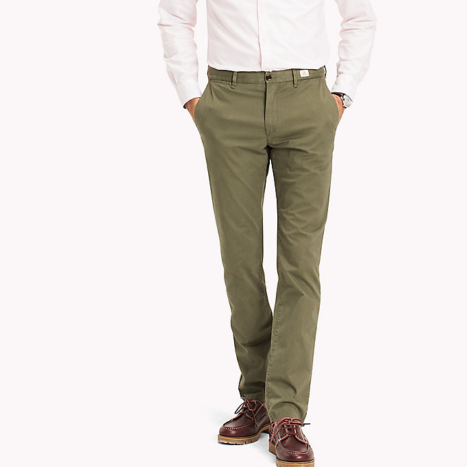 TOMMY HILFIGER Denton Chinos - MAZARINE BLUE - TOMMY HILFIGER Men - main image