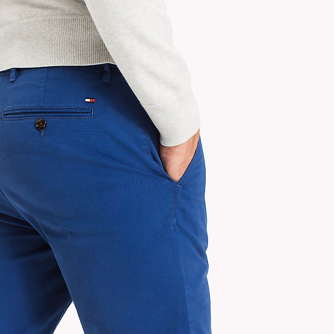 TOMMY HILFIGER Denton Chinos -  - TOMMY HILFIGER Men - detail image 3
