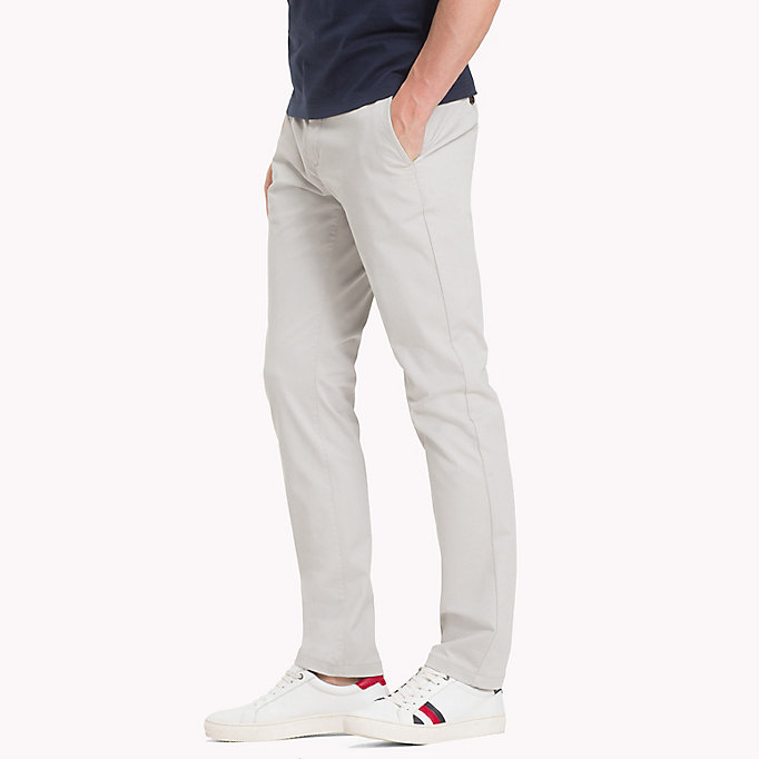 TOMMY HILFIGER Denton Chinos - LIMOGES - TOMMY HILFIGER Men - detail image 2