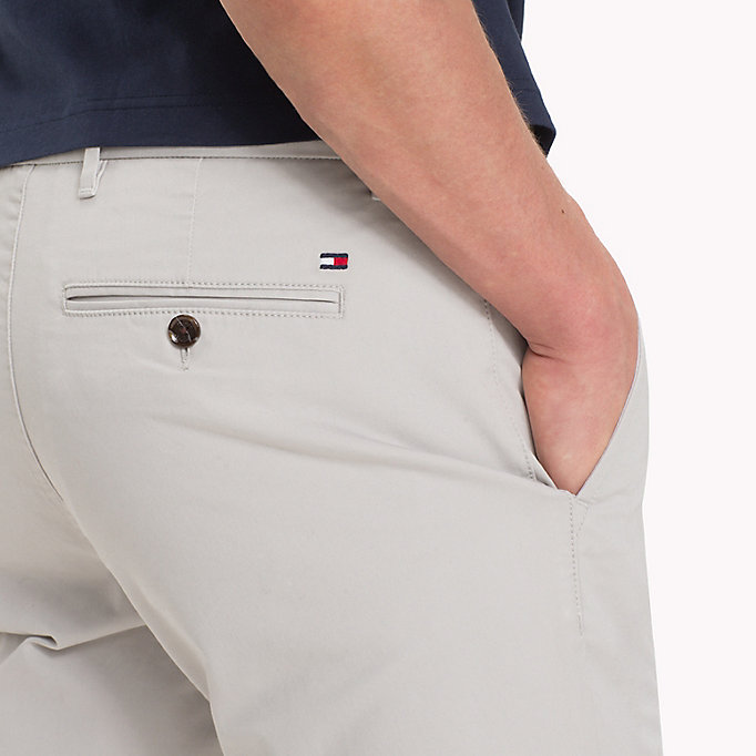 TOMMY HILFIGER Denton Chinos - LIMOGES - TOMMY HILFIGER Men - detail image 3