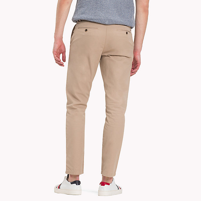 TOMMY HILFIGER Mercer Chinos - BRIGHT WHITE - TOMMY HILFIGER Men - detail image 1