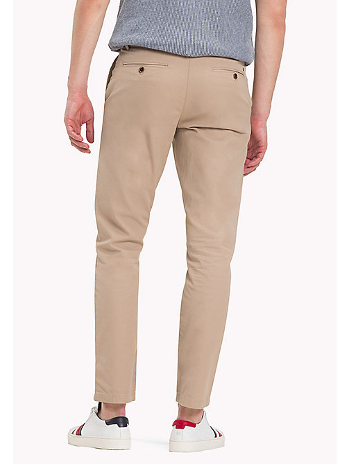 TOMMY HILFIGER Mercer Chinos - BATIQUE KHAKI - TOMMY HILFIGER Clothing - detail image 1