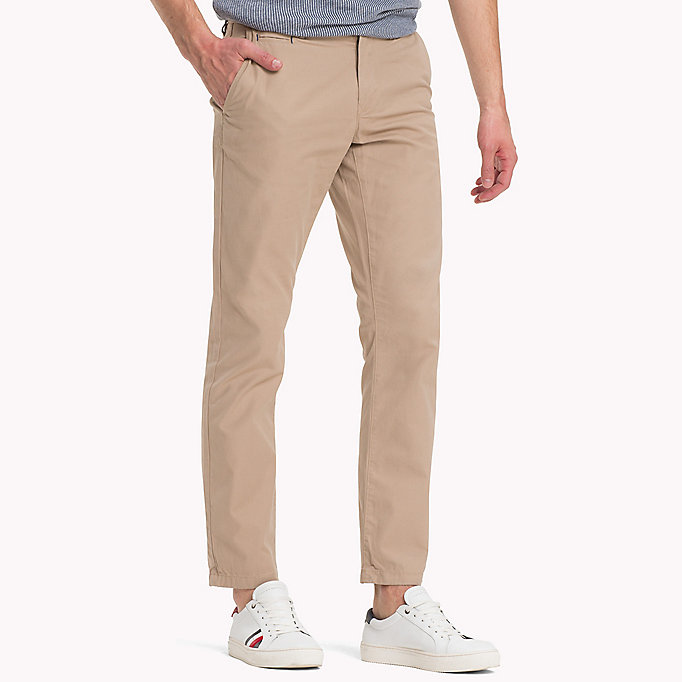 TOMMY HILFIGER Mercer Chinos - BRIGHT WHITE - TOMMY HILFIGER Men - detail image 2