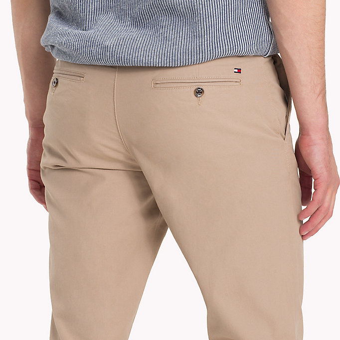 TOMMY HILFIGER Mercer Chinos - BRIGHT WHITE - TOMMY HILFIGER Men - detail image 3