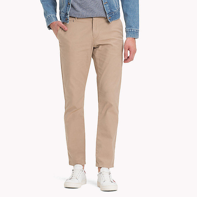 TOMMY HILFIGER Mercer Chinos - BRIGHT WHITE - TOMMY HILFIGER Men - main image