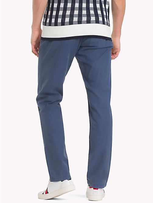 TOMMY HILFIGER Chino Mercer - SKY CAPTAIN - TOMMY HILFIGER Sustainable Evolution - dettaglio immagine 1