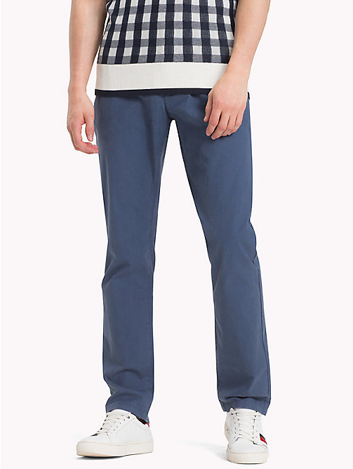 TOMMY HILFIGER Mercer Chinos - SKY CAPTAIN - TOMMY HILFIGER Sustainable Evolution - main image