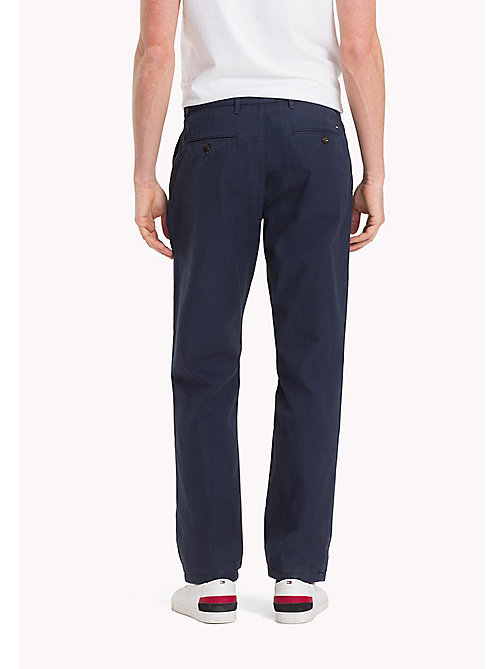 TOMMY HILFIGER Mercer Chinos - SKY CAPTAIN - TOMMY HILFIGER Sustainable Evolution - detail image 1