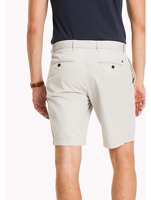 TOMMY HILFIGER Classic Regular Fit Cotton Shorts - SKY CAPTAIN - TOMMY HILFIGER Shorts - main image 1