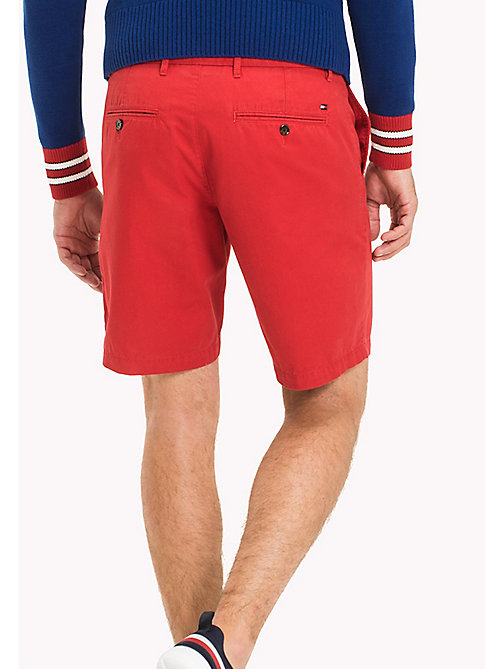 TOMMY HILFIGER Klassische Regular Fit Shorts aus Baumwolle - SKY CAPTAIN - TOMMY HILFIGER NEW IN - main image 1