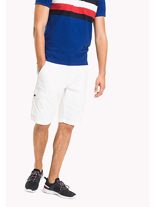 TOMMY HILFIGER Cargo-Shorts aus reiner Baumwolle - ALL COLORS - TOMMY HILFIGER Shorts - main image