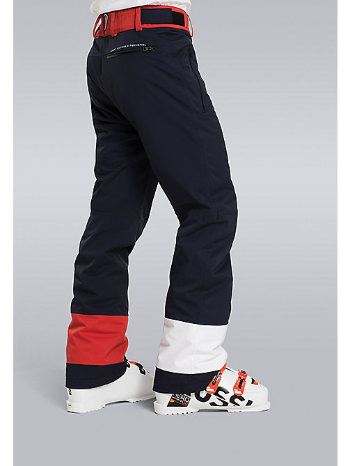 TOMMY HILFIGER Ski Trousers Rossignol Capsule - NAVY - 705 - TOMMY HILFIGER TOMMYXROSSIGNOL - detail image 1