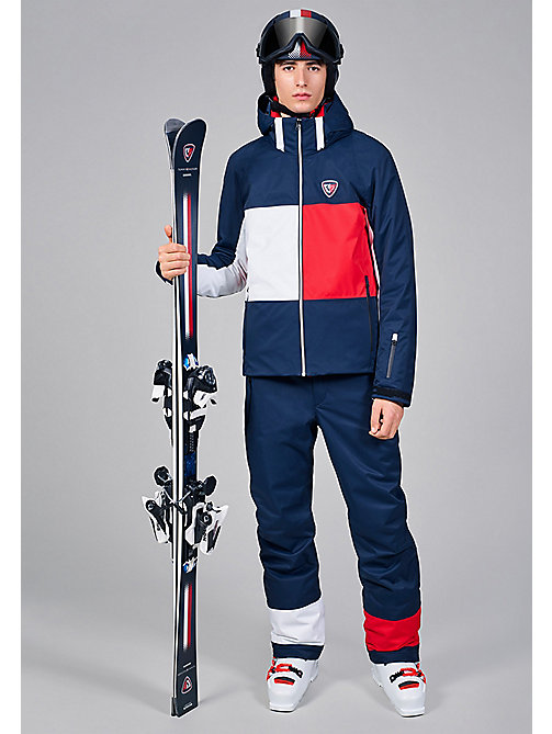 TOMMY HILFIGER Ski Trousers Rossignol Capsule - NAVY - 705 - TOMMY HILFIGER TOMMYXROSSIGNOL - main image