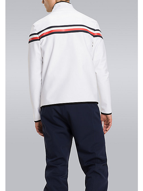 TOMMY HILFIGER Soft Shell Jacket Rossignol Capsule - WHITE - 100 - TOMMY HILFIGER Hoodies & Sweatshirts - detail image 1