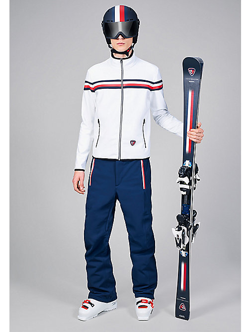 TOMMY HILFIGER Veste Rossignol Capsule - WHITE - 100 -  Pulls & Sweats - image principale