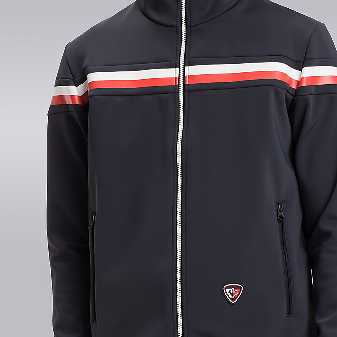 TOMMY HILFIGER Soft Shell Jacket Rossignol Capsule - WHITE - 100 - TOMMY HILFIGER Clothing - detail image 2