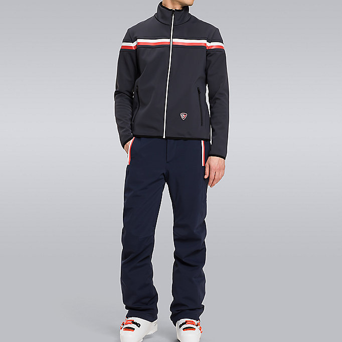 TOMMY HILFIGER Soft Shell Jacket Rossignol Capsule - WHITE - 100 - TOMMY HILFIGER Clothing - main image