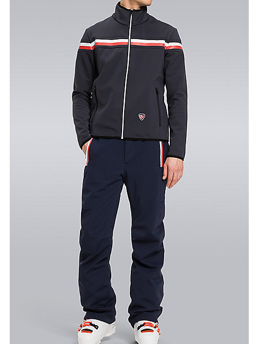 TOMMY HILFIGER Soft Shell Jacket Rossignol Capsule - NAVY - 705 - TOMMY HILFIGER Hoodies & Sweatshirts - main image