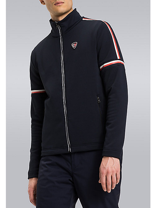 TOMMY HILFIGER Tech jack Rossignol capsule - NAVY - 705 - TOMMY HILFIGER Sweaters & Hoodies - main image