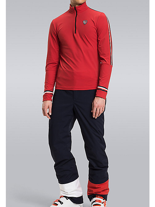 TOMMY HILFIGER Veste tech Rossignol Capsule - RED - 300 - TOMMY HILFIGER Pulls & Sweats - image principale