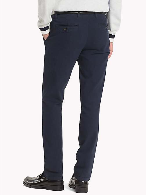 TOMMY HILFIGER Straight Fit Chino - SKY CAPTAIN - TOMMY HILFIGER Kleidung - main image 1