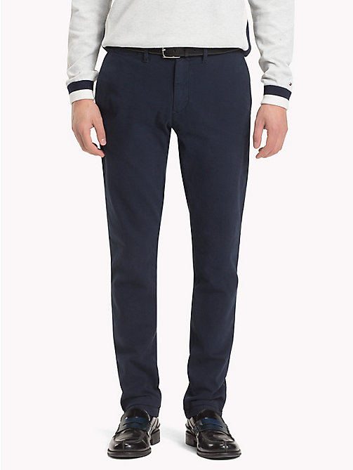 TOMMY HILFIGER Straight Fit Chino - SKY CAPTAIN - TOMMY HILFIGER Kleidung - main image
