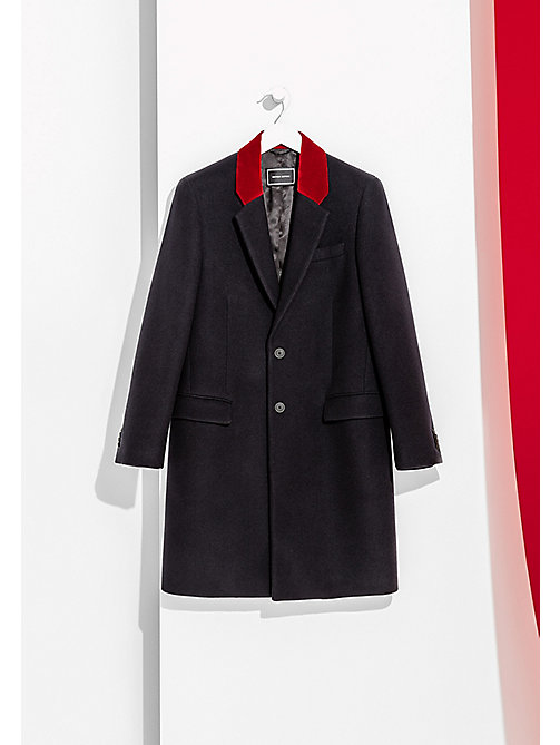 TOMMY HILFIGER Wool Coat - Hilfiger Edition - SKY CAPTAIN - TOMMY HILFIGER Coats & Jackets - main image